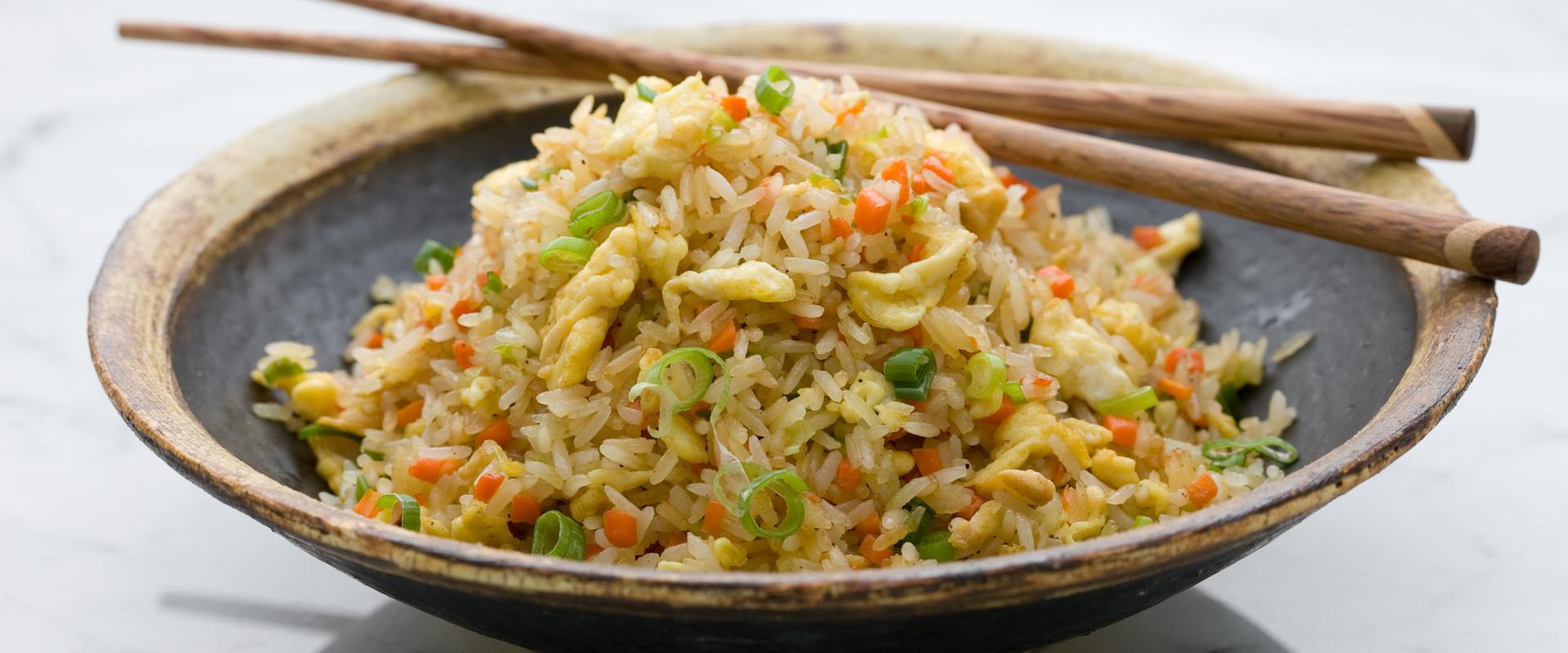 sült rizs cover