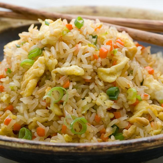 A legfinomabb sült rizs receptje – A rizs fajtája sem mindegy