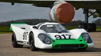 Elkészült a hibátlan Porsche 917-másolat