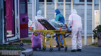 Koronavírus: egy nap több mint 600-an haltak meg Olaszországban