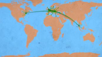 A vírusok terjedéséről szóló dokumentumfilmet tett fel a YouTube-ra a Spektrum
