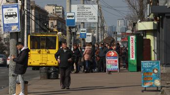 Veszélyhelyzetet hirdettek ki Kijevben a koronavírus miatt