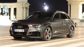 Audi RS3 MTM - 2017.