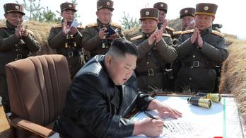 Észak-Korea tovább folytatja a rakétakilövéseket