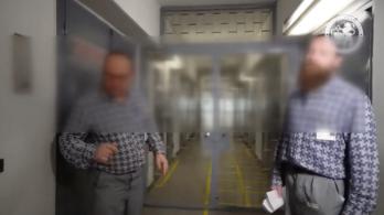 Börtönben forgattak tájékoztató videót a koronavírusról a raboknak
