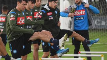 A járvány ellenére közös edzéseket hirdetnek olasz futballklubok