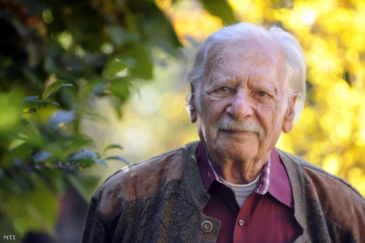Bálint György kertészmérnök budapesti otthonában