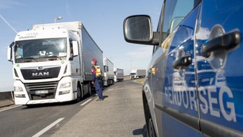 Az ITM azt sürgeti, hogy a házi karantén alól mentesülő sofőröket mielőbb igazolják vissza