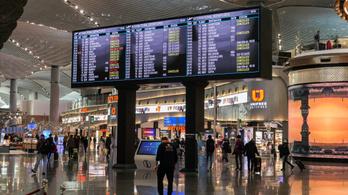 Budapesti járatokat is érint a török légiforgalom korlátozása