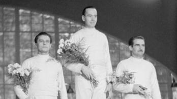 Amikor három magyar állt a dobogón az olimpián