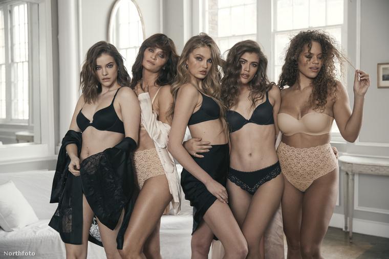 Pénteken írtuk, hogy új kampányt adott ki a Victoria's Secret fehérneműcég, akiknek állandó modellje Palvin Barbara, hát íme a teljes fotósorozat