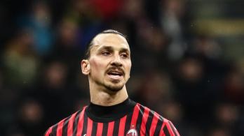 A nyáron visszavonulhat Ibrahimovic