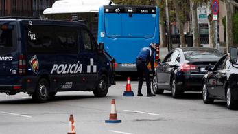 Meredeken nő a halottak száma Spanyolországban, meghosszabbíthatják a szükségállapotot