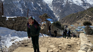 Mássz velünk a Himalájában! –Zsófi Everest-naplója, 8. nap