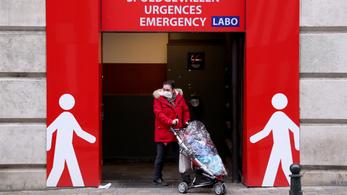 Még legalább két hónapig tarthat a járvány Belgiumban