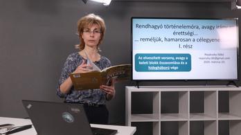 Bemutatkozik Repárszky Ildikó, a Fazekas Mihály Gimnázium vezető tanára