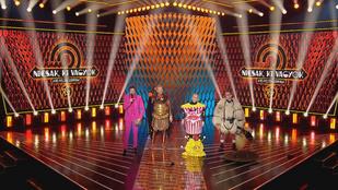 A TV2-nél Király Viktor már megmutatta magát, az Álarcos énekesben pedig Pokorny Lia volt a polip