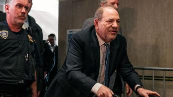Harvey Weinstein is elkapta a koronavírust