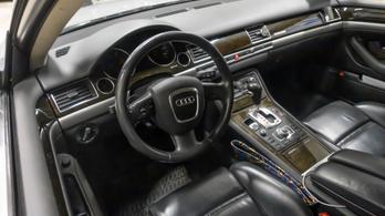Audi A8 olcsón! Vennéd?