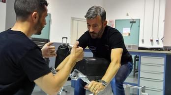 Elhalasztják Biaggi sebességi rekordkísérletét