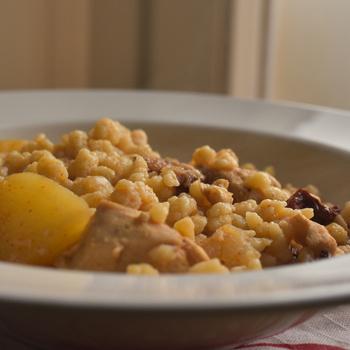A klasszikus pásztortarhonya receptje: a menzakaja, amit imádunk