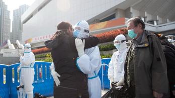 Már majdnem százezren felgyógyultak a koronavírusból