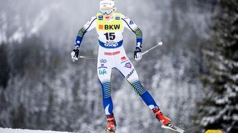 Sportágat vált az olimpiai bajnok svéd sífutó