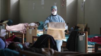 Olaszországban ezekben a napokban a koronavírus nagyobb gyilkos, mint a rák