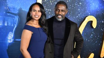 Idris Elba felesége is megfertőződött