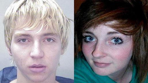 Joshua Davies és Rebecca Oatley
