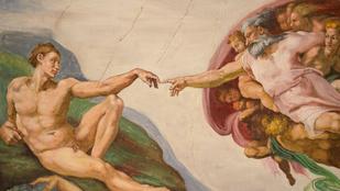 Eleinte istenekkel és holtakkal fogtunk kezet