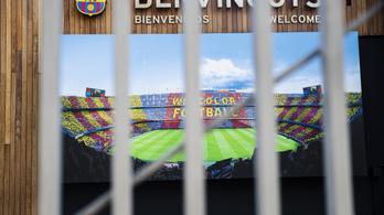 Határozatlan ideig nem folytatódik a spanyol labdarúgó-bajnokság