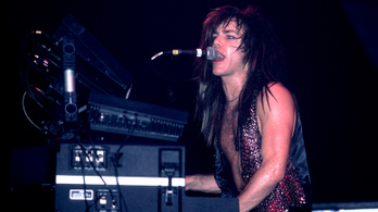 A Bon Jovi billentyűse is koronavírusos