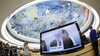 Globális tűzszünetre szólít fel az ENSZ a vírus miatt