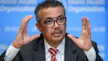 A WHO főigazgatója szerint egyre gyorsul a járvány