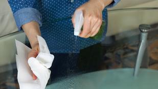 7 dolog, amit soha ne csinálj a papírtörlővel