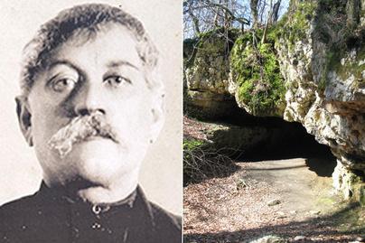 Savanyú Jóska és barlangja