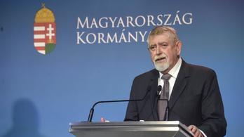 Nem a koranavírusos halálozás eltitkolásáról szól Kásler Miklós levele