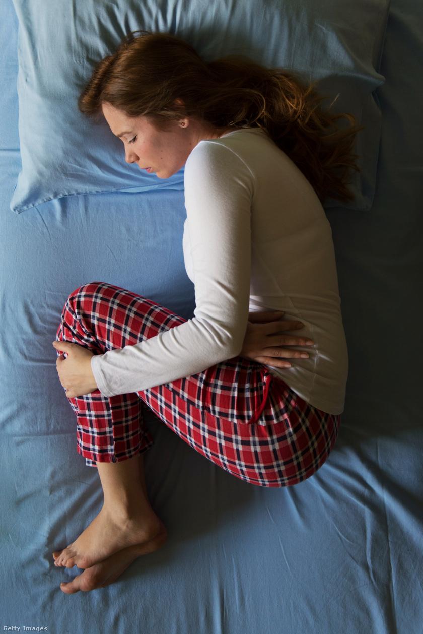 menstruációs fájdalom egészség