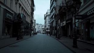 Íme, Budapest kihalt látványosságai, videón