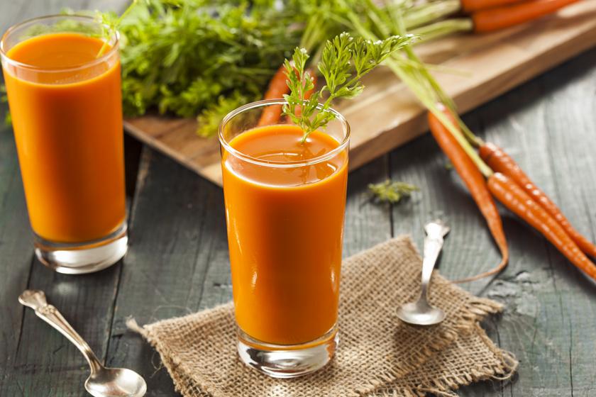 A répa magas rosttartalma miatt hatékony emésztésserkentő, a narancs pedig igazi C-vitamin-bomba, de A- és B-vitamint, kalciumot, vasat is tartalmaz. A benne található pektin lassítja a zsírok és a koleszterin felszívódását.