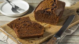 Reggelizz desszertet! Kakaós édesburgonya-kenyér
