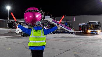 Az összes debreceni járatát törli a Wizz Air