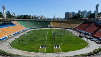 45 ezres stadiont alakítanak át kórházzá Brazíliában