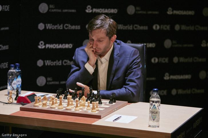 Alexander Grischuk 2018-ban