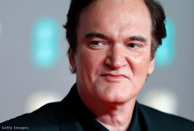 Tarantino az idei British Academy Film Awards-on