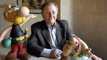 Meghalt az Asterix írója, Albert Uderzo