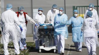 Már öt orvos is meghalt Franciaországban a koronavírus miatt