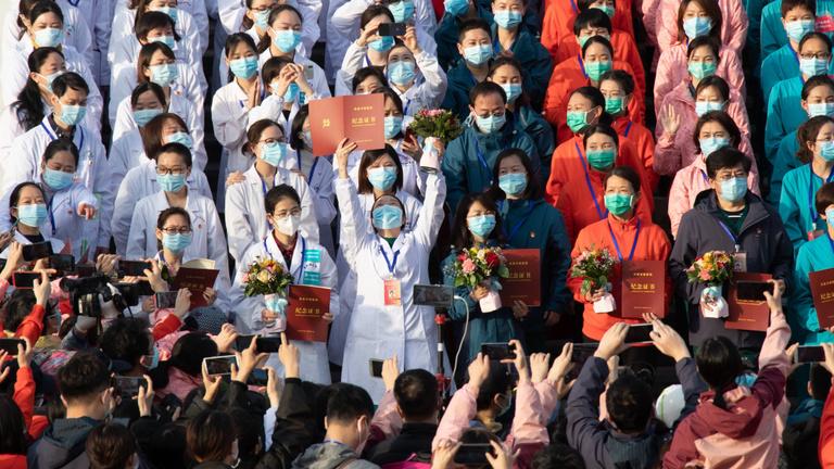 A rejtett fertőzöttek bármikor kirobbanthatják az új járványt