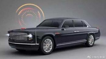 Újabb kínai luxuslimó a láthatáron